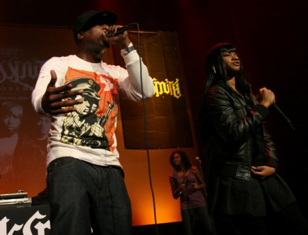 Talib Kweli &amp; Jean Grae