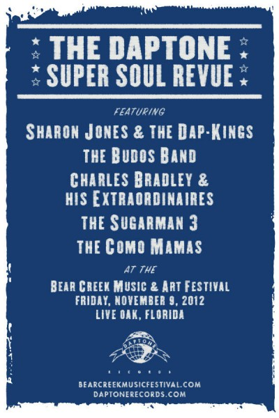 The Daptone Super Soul Revue