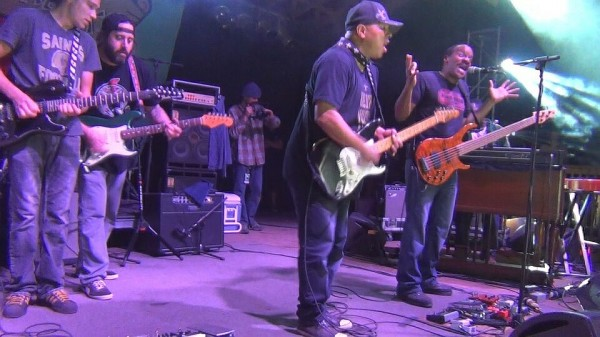Dumpstaphunk with Billy Iuso