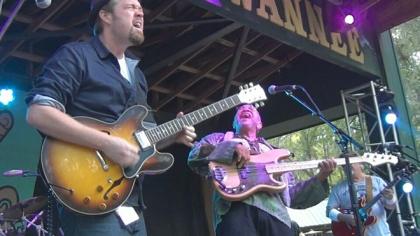 Eric Krasno &amp; George Porter Jr