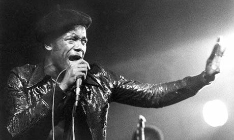Bobby Womack - Amsterdam 1976 - Photograph: Gijsbert Hanekroot/Redferns
