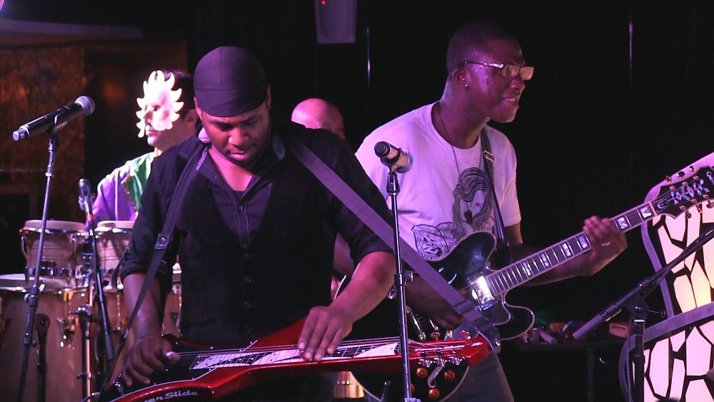 Robert Randolph & DJ Williams