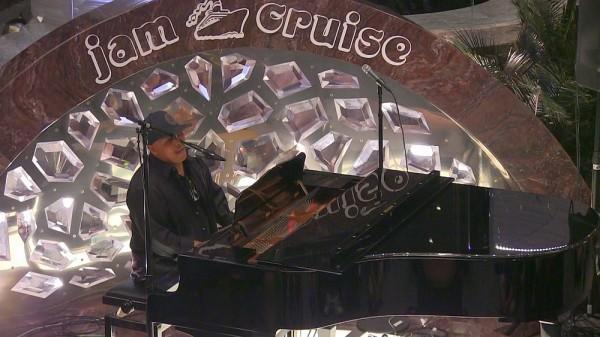 Ivan Neville solo piano 2014