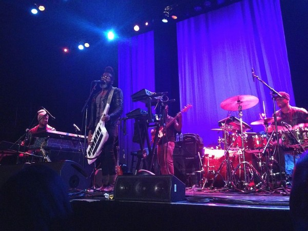 Robert Glasper Experiment - Louisville Palace