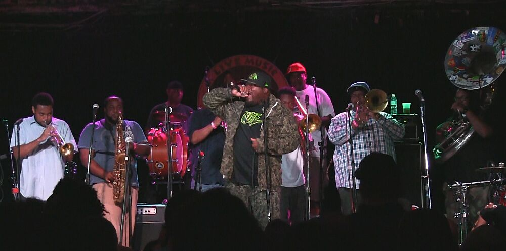 Soul Rebels with Rahzel
