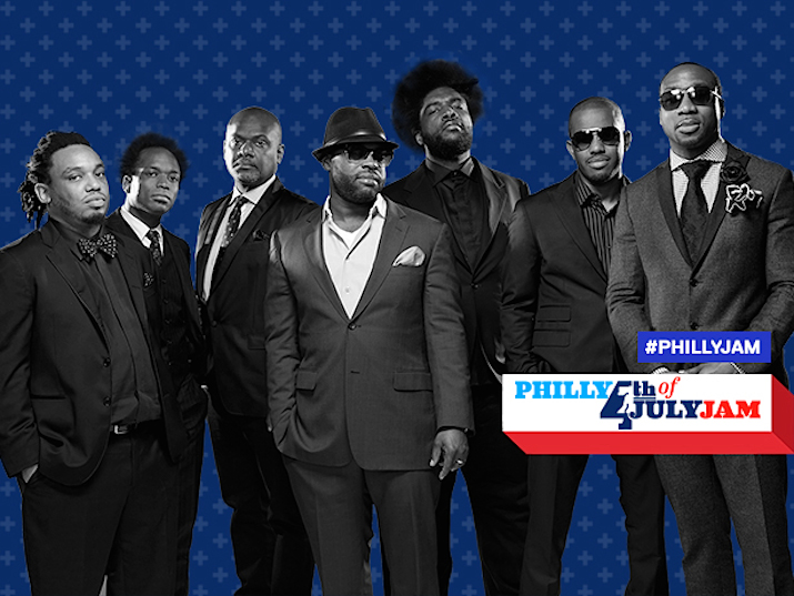 The Roots - 2014 Philly's 4th of July Jam