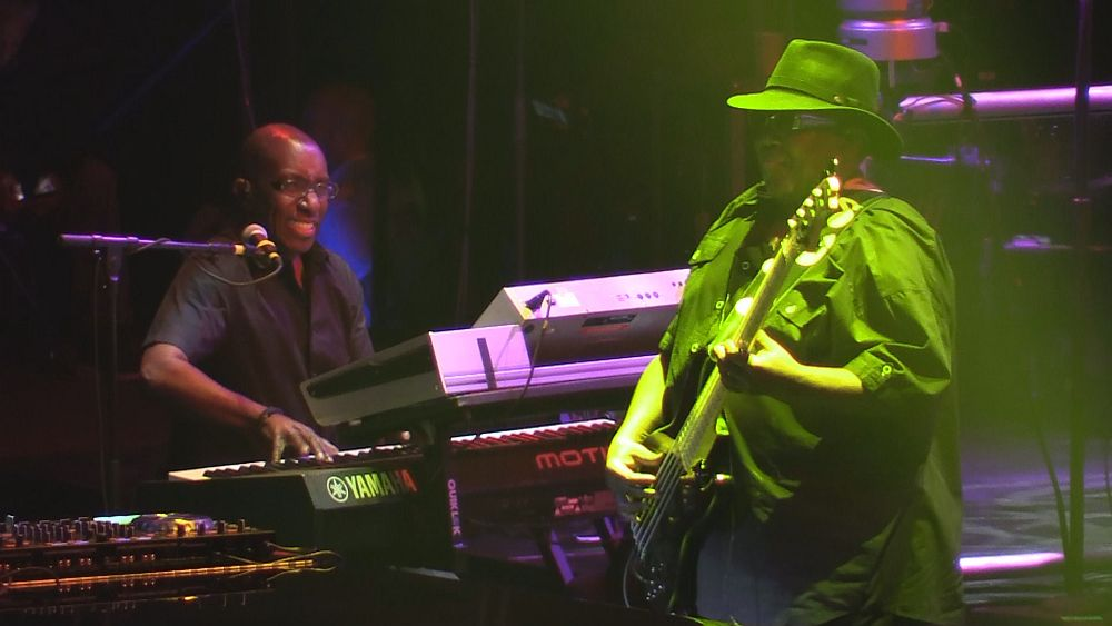Greg Phillinganes & Nathan Watts