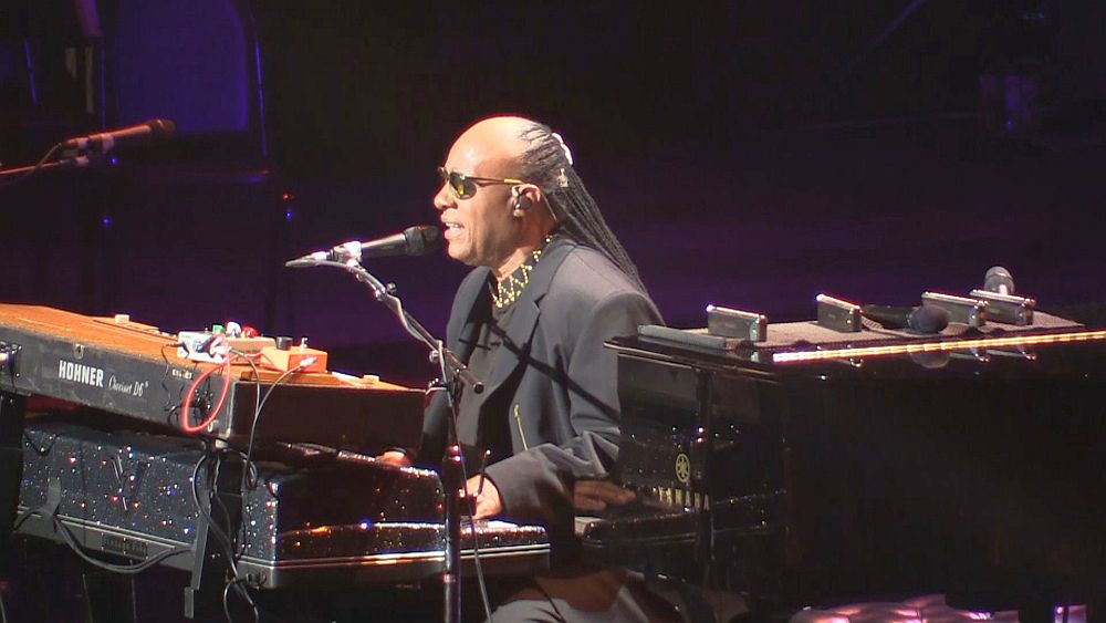 Stevie Wonder - Louisville, Kentucky - KFC Yum Center