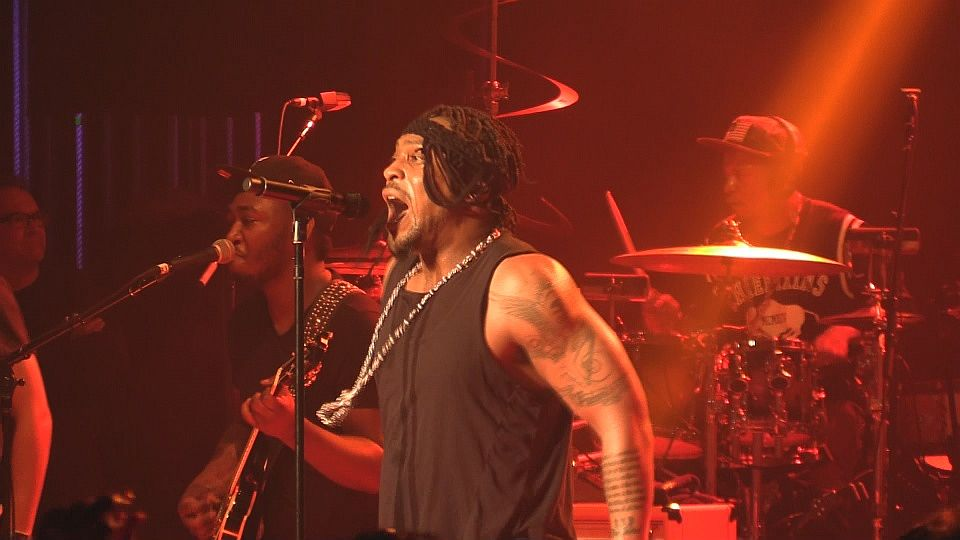 D'Angelo & The Vanguard - Royal Oak Music Theater