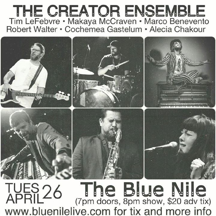 Creator Ensemble 2016