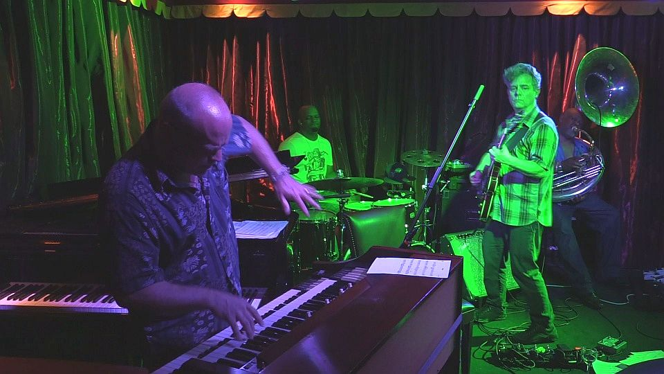 John Medeski's Mad Skillet 2016 Little Gem Saloon