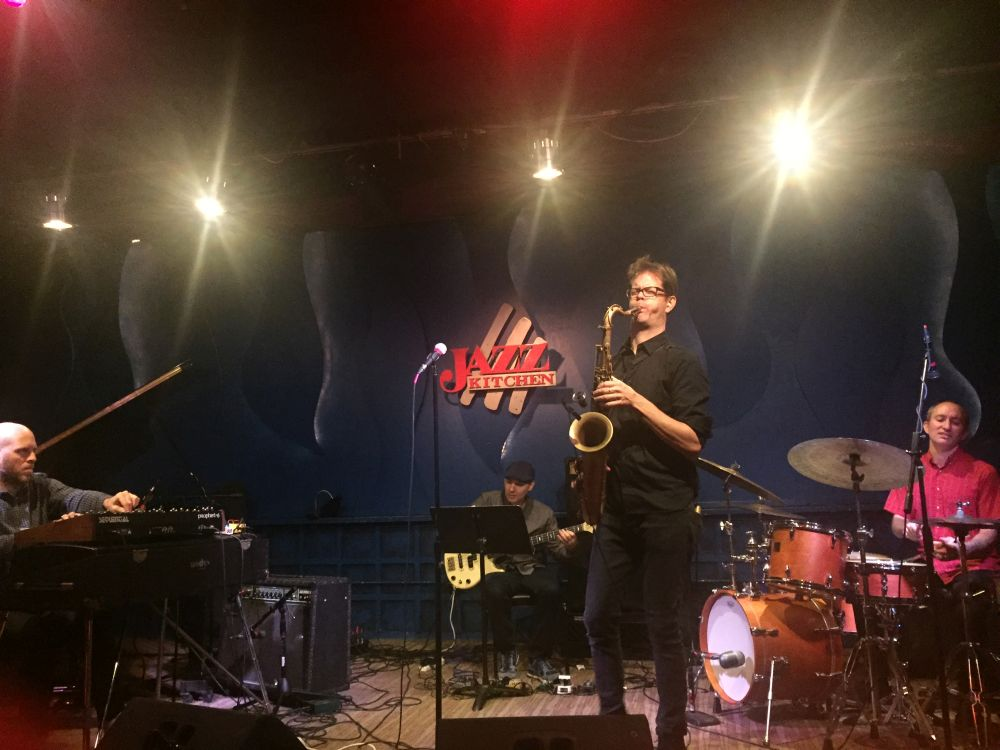 Donny McCaslin, Jason Lindner, Jonathan Moran & Nate Wood - Indianapolis Jazz Kitchen